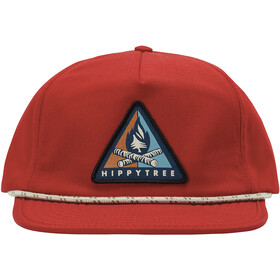 Hippy Tree Bonfire Casquette Homme, brick
